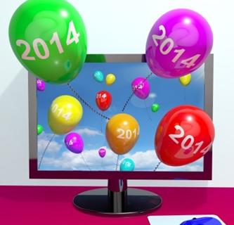 Que mes vœux de réussite vous accompagnent pour 2014 !