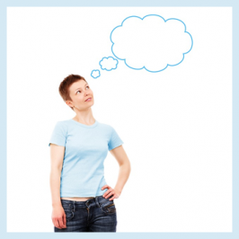 Controler ses pensées pour être une mampreneur efficace.