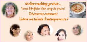 liberer vos talents d'entrepreneure