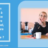 Êtes-vous à votre place dans votre poste actuel, d'ingénieure ou de chercheure ?
